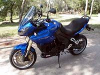 Photo 20 Essai Triumph Tiger 1050 ABS 2007