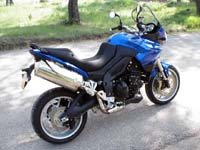 Photo 21 Essai Triumph Tiger 1050 ABS 2007