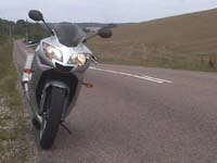 Photo 1 Essai Triumph Daytona 600 2003