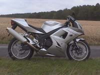 Photo 2 Essai Triumph Daytona 600 2003