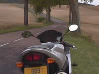 Photo 4 Essai Triumph Daytona 600 2003