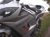 Photo 7 Essai Triumph Daytona 600 2003