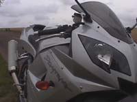Photo 8 Essai Triumph Daytona 600 2003