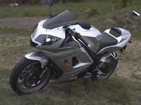 Photo 12 Essai Triumph Daytona 600 2003