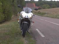 Photo 13 Essai Triumph Daytona 600 2003