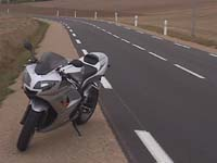 Photo 17 Essai Triumph Daytona 600 2003