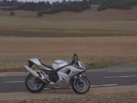 Photo 19 Essai Triumph Daytona 600 2003