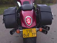 Photo 2 Essai Triumph Rocket III 2005