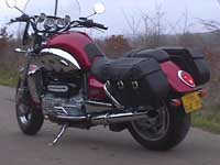 Photo 3 Essai Triumph Rocket III 2005