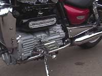 Photo 4 Essai Triumph Rocket III 2005