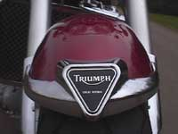 Photo 8 Essai Triumph Rocket III 2005
