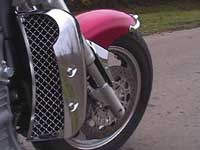 Photo 11 Essai Triumph Rocket III 2005