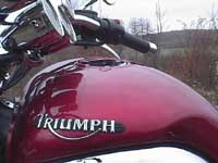 Photo 14 Essai Triumph Rocket III 2005