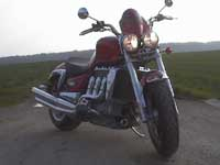 Photo 17 Essai Triumph Rocket III 2005