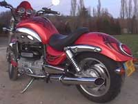 Photo 20 Essai Triumph Rocket III 2005