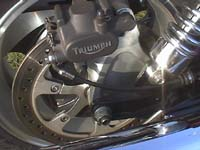 Photo 25 Essai Triumph Rocket III 2005
