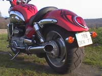 Photo 27 Essai Triumph Rocket III 2005