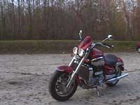 Photo 31 Essai Triumph Rocket III 2005