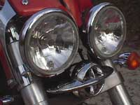 Photo 35 Essai Triumph Rocket III 2005