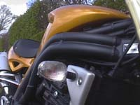 Photo 17 Essai Triumph Speed Triple 1050 2005