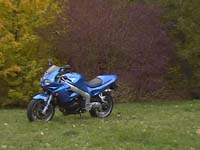 Photo 19 Essai Triumph Sprint RS 2003