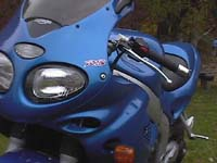 Photo 20 Essai Triumph Sprint RS 2003