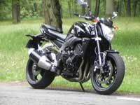 Photo 30 Essai Yamaha FZ1 2006