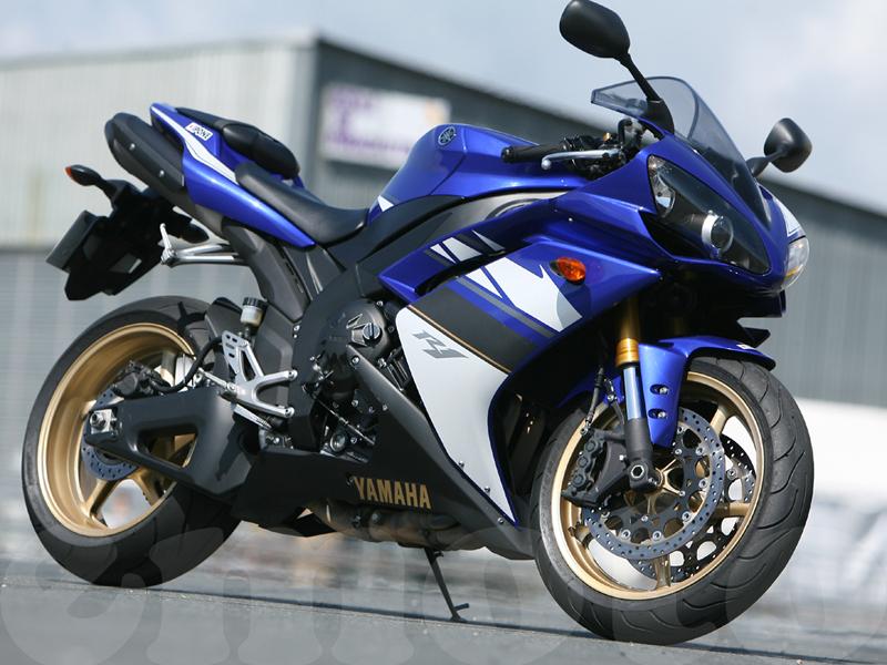 Essai Yamaha R1 2007 par Guillaume Mongin
