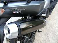 Photo 11 Essai Yamaha T-Max 500 2008