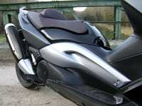 Photo 12 Essai Yamaha T-Max 500 2008