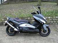 Photo 28 Essai Yamaha T-Max 500 2008