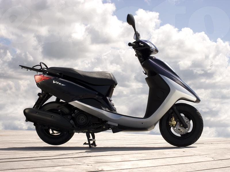 Essai Yamaha Vity 125 modèle 2008 par Jean-Michel Lainé