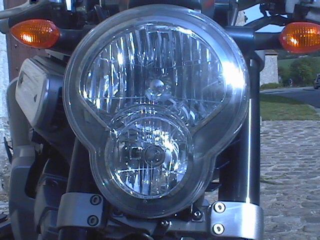 Essai Yamaha MT01 2005 par Jean-Michel Lainé