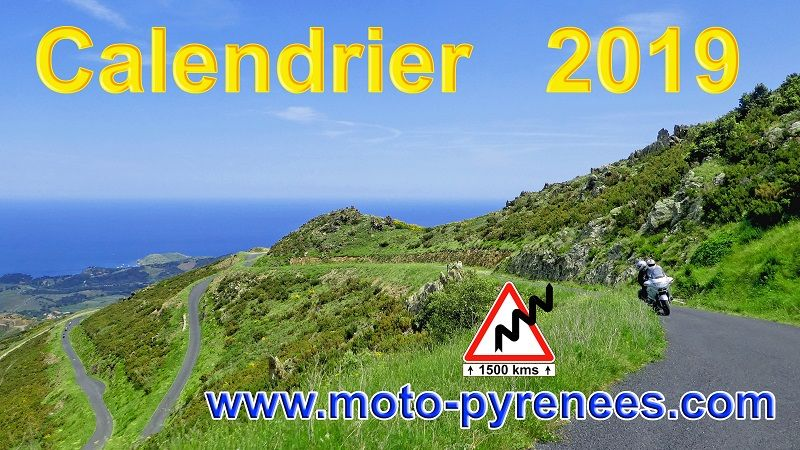 01 moto pyrenees balades voyages vacances calendrier 2019 800x450