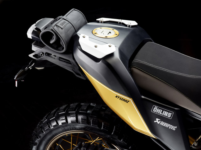 yamaha wordcrosser trappe