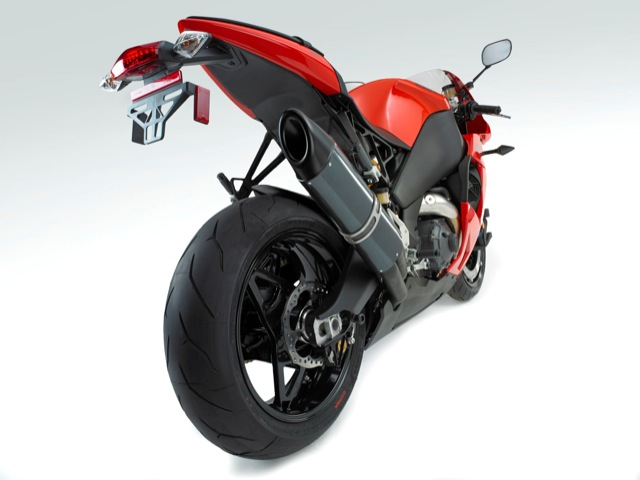 ebr 1190rx rouge arriere