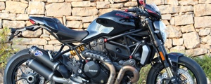 Monster 1200 R accessoires Ducati Performance