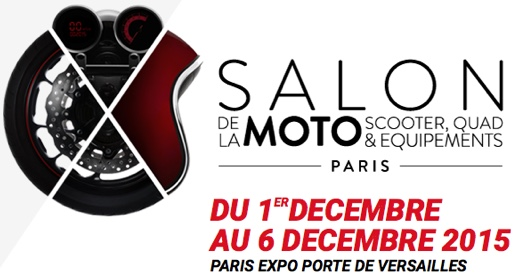 salon de la moto paris 2016