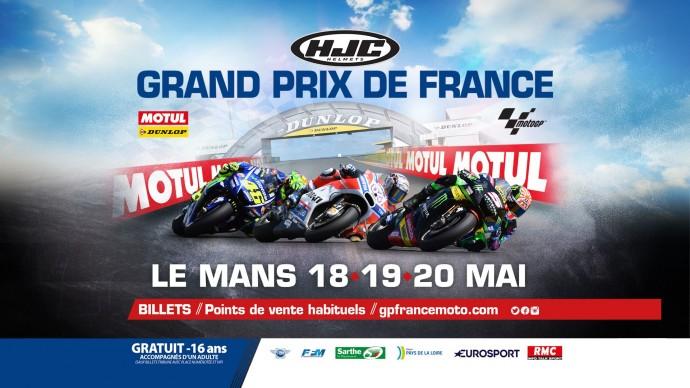 Bravo aux gagnants des places pour le GP de France par Jean-Michel Lainé