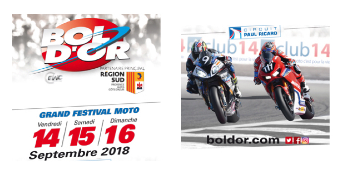 bol d or 2018 au circuit paul ricard