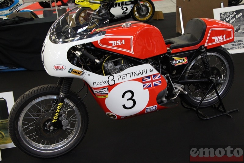 bsa 750 rob north de 1971
