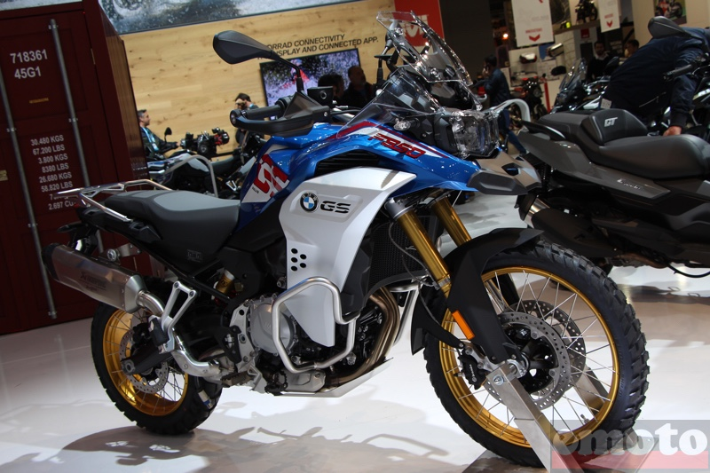 profil de la f850gs adventure cote pot