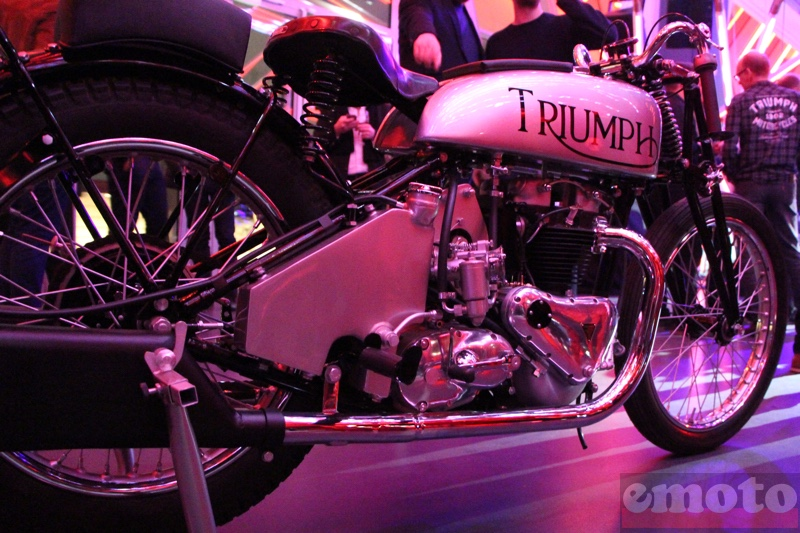 triumph speed twin 5t 500 originale
