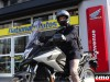 Rencontre National Motos : Christophe et sa NC750X