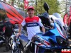 David Frétigné ouvre son Off Road Center Honda