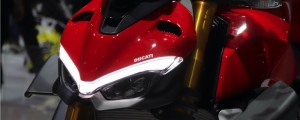 Ducati Streetfighter V4, MTS Grand Tour et concept