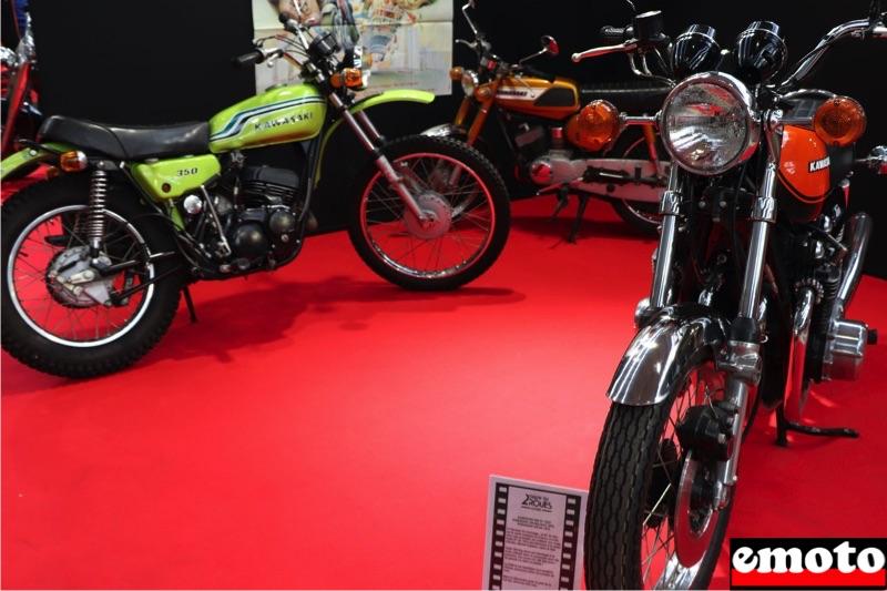Motos du cinéma au salon du deux-roues de Lyon en 20 films Kawasaki-900-z1-350-big-horn-et-ga5a-dans-lle-grand-bazar