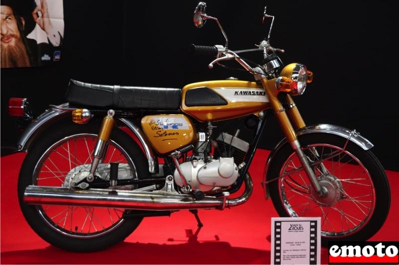 Motos du cinéma au salon du deux-roues de Lyon en 20 films Kawasaki-ga5a-de-les-aventures-de-rabbi-jacob