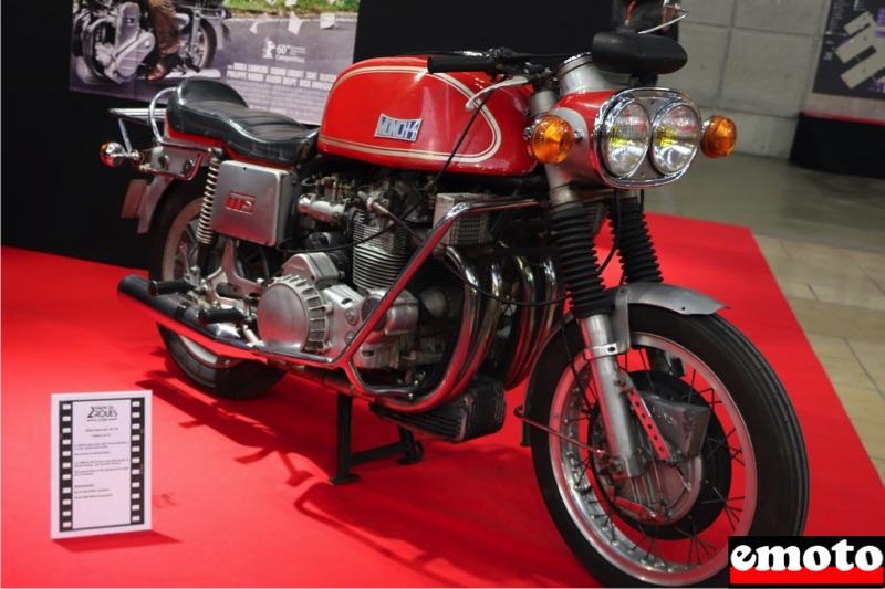 Motos du cinéma au salon du deux-roues de Lyon en 20 films Munch-mammuth-1200-tts-dans-mammuth