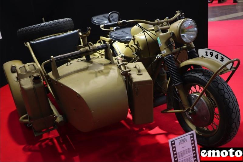 Motos du cinéma au salon du deux-roues de Lyon en 20 films Sidecar-bmw-r75-dans-la-grande-vadrouille